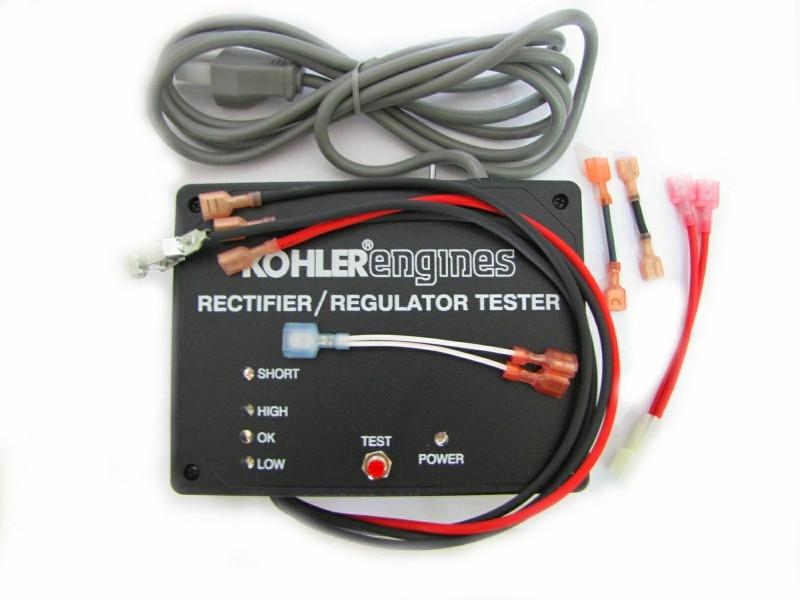 25 761 41 RECTIFIER REGULATOR TESTER KOHLER – Kohler Engine Voltage Regulator Wiring