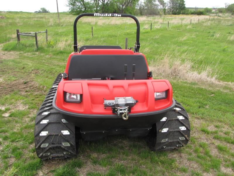 2015 MUDD-OX ATV XL 8X8 STK# 21276