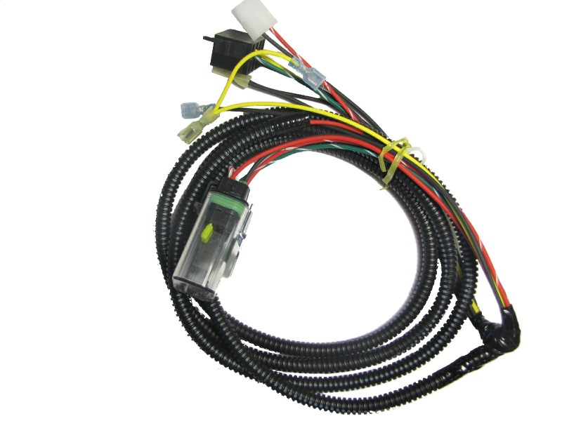 613 229 wire harness relay fan