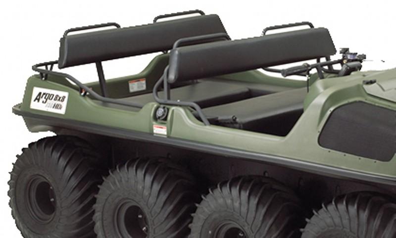 Argo Safety Belt : Rear bench seat kit conquest response