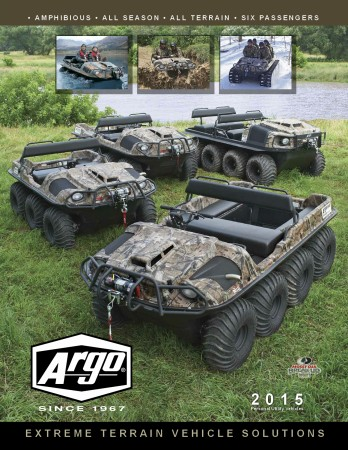2015 ARGO ATV RECRATION BROCHURE