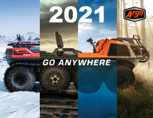 2021 ARGO ATV BROCHURE
