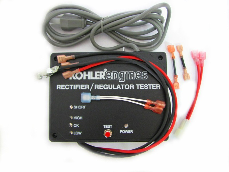 25 761 41-S RECTIFIER / REGULATOR TESTER 220 VOLT - KOHLER - EUROPE