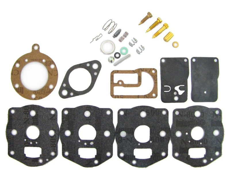 694056 CARBURETOR OVERHAUL KIT 16/18HP - BRIGGS