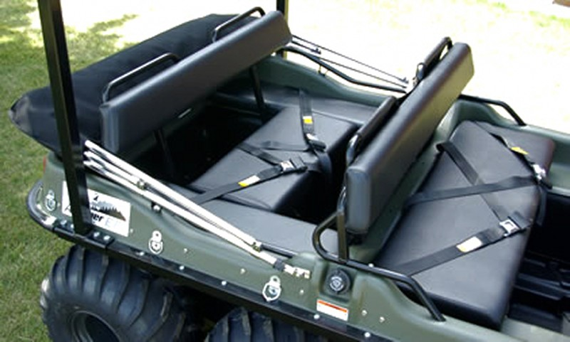 Argo Safety Belt : Acc rops rollover protection avenger c w
