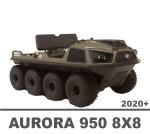 ARGO AURORA 950 8X8 MANUALS