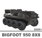 ARGO AVENGER BIGFOOT MX8 MANUALS