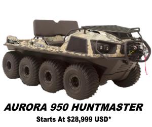 Argo Aurora 950 SX Huntmaster 8x8