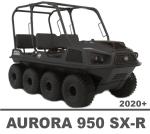 ARGO AURORA 950 SX-R 8X8 MANUALS