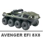 ARGO AVENGER 7850 EFI 8X8 MANUALS