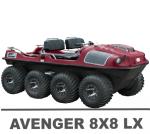 ARGO 8X8 LX