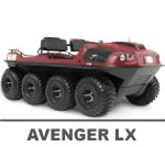 ARGO AVENGER 8X8 LX