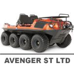 ARGO AVENGER 8X8 STX MANUALS