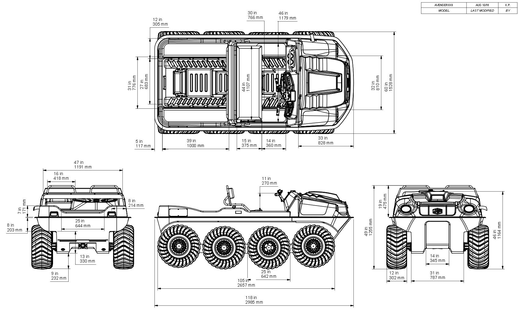 ARGO ATV TRACK GUIDE