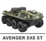 ARGO AVENGER 8X8 ST MANUALS