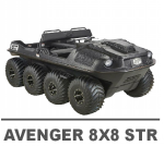 ARGO AVENGER 8X8 STR MANUALS