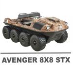 ARGO 8X8 STX