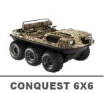 ARGO CONQUEST 6X6 MANUALS