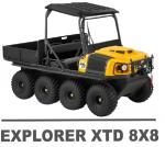 ARGO CONQUEST 8X8 EXPLORER XTD