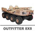 ARGO Outfitter 8X8 MANUALS