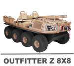 ARGO CONQUEST 8X8 OUTFITTER Z XTI