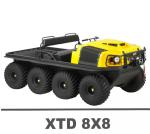 ARGO XTD 8X8 MANUALS