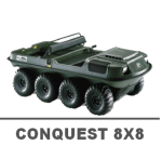 ARGO CONQUEST 8X8 MANUALS