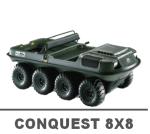 ARGO CONQUEST 8X8 MANUALS