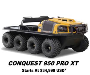 Argo Conquest Pro 950 XT 8x8