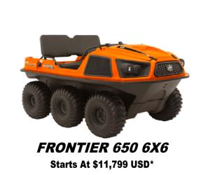 Argo Frontier 650 6x6