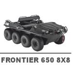 ARGO FRONTIER 650 8X8 MANUALS