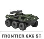 ARGO FRONTIER 6X6 ST MANUALS