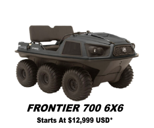 Argo Frontier 700 6x6