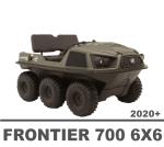 ARGO FRONTIER 700 6X6 MANUALS