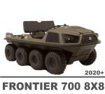 ARGO FRONTIER 700 8X8 2020 MANUALS