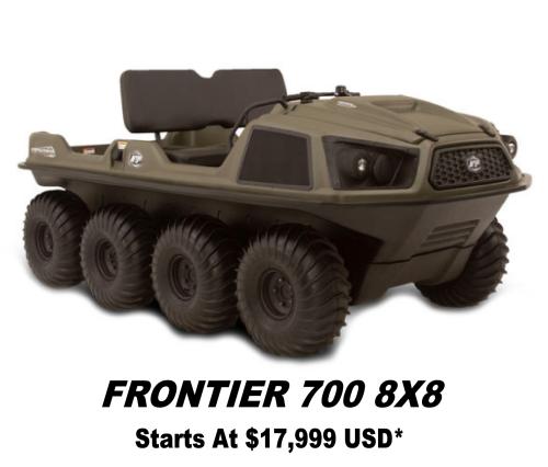 Argo Frontier 700 8x8
