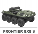 ARGO FRONTIER EFI 8X8 MANUALS