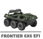 ARGO FRONTIER EFI 6X6 MANUALS