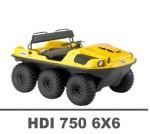 ARGO HDI 750 6X6 MANUALS