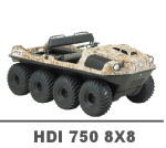 ARGO HDI 750 EFI 8X8 MANUALS