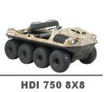 ARGO HDI 750 EFI 8X8 MANUALS