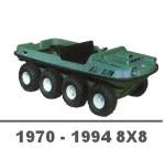 ARGO 1970-1994 8X8 MANUALS