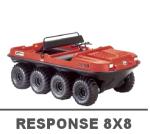 ARGO RESPONSE 8X8 MANUALS