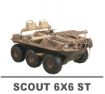 ARGO SCOUT 6X6 ST
