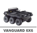 ARGO VANGUARD 6X6 MANUALS