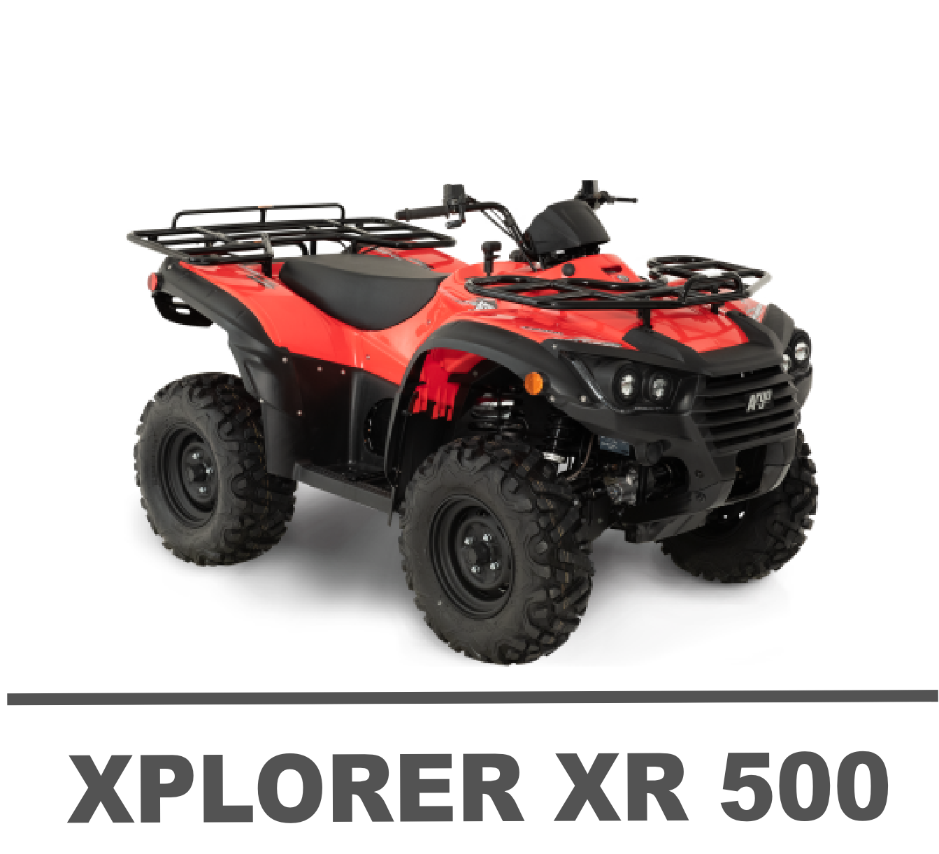ARGO XPLORER XR 500 MANUALS