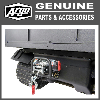 Winch Mount Kit Rear