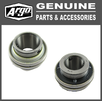 Bearings Axle