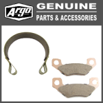 Brake Band and Pads