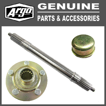 Axles and Hubs